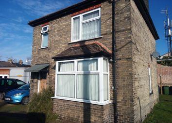 Thumbnail 4 bedroom detached house to rent in Hooper Street, Cambridge