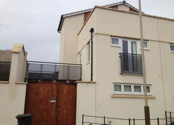 Thumbnail 3 bed property to rent in Watkin Road, Freemens Meadow, Leicester