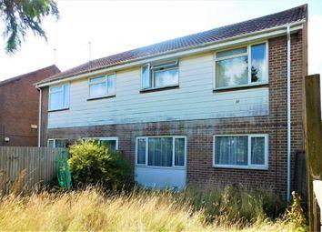 Thumbnail 1 bed flat for sale in Dawkins Road, Hamworthy, Poole, Dorset