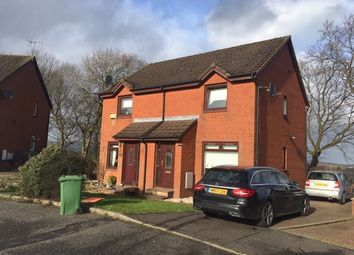 Thumbnail 2 bedroom town house to rent in Glenbuck Avenue, Robroyston, Glasgow