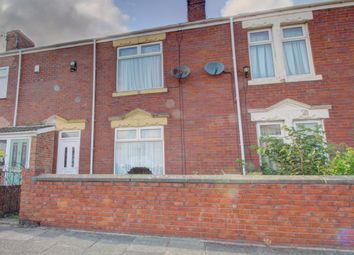 Thumbnail 2 bedroom terraced house for sale in Castle Terrace, Ashington