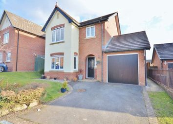 Thumbnail 3 bed detached house for sale in Fern Grove, Whitehaven