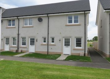 Thumbnail 2 bed terraced house for sale in Thistle Road, Conon Bridge, Dingwall