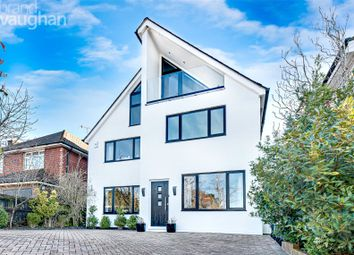 Thumbnail 4 bed detached house for sale in Dyke Road, Brighton