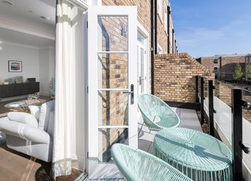 Thumbnail 5 bedroom town house for sale in Palladian Gardens, Burlington Lane, Chiswick, London