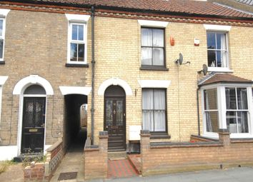 Thumbnail 3 bedroom terraced house to rent in Bury Street, Norwich