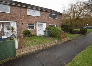 Thumbnail 2 bed terraced house for sale in Hawthorne Close, Congleton