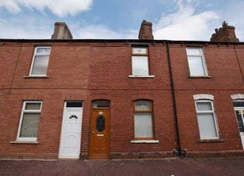 Thumbnail 2 bed terraced house for sale in Smeaton Street, Barrow-In-Furness