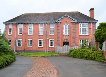 Thumbnail 2 bed flat for sale in Jemmett Close, Oswestry