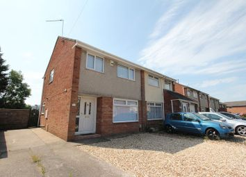 3 bed semi-detached house for sale in Norwood Crescent, Barry CF63