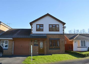Thumbnail 3 bed detached house for sale in Grovers Field, Abercynon, Rhondda Cynon Taff