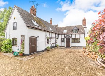 Thumbnail 3 bed end terrace house for sale in The Village, Clifton-On-Teme, Worcester