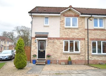 Thumbnail 3 bed end terrace house for sale in Glencoe, Whitburn