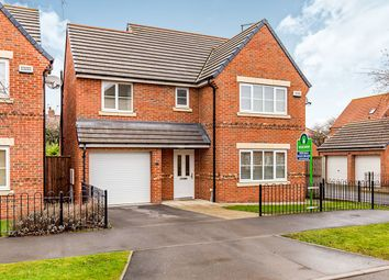 Thumbnail 4 bed detached house for sale in School Street, Darlington