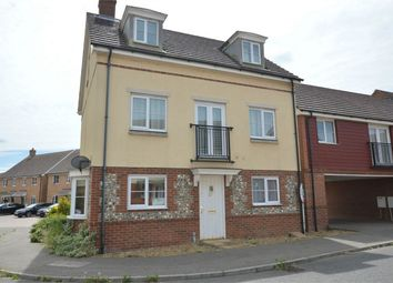 Thumbnail 5 bed detached house for sale in Robin Close, Queens Hill, Norwich, Norfolk