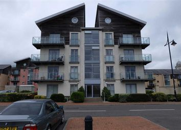 Thumbnail 2 bedroom flat for sale in Romanza House, Barry, Vale Of Glamorgan