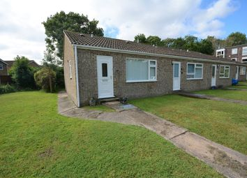 Thumbnail 1 bed semi-detached bungalow for sale in Suckling Court, Dell Road East, Lowestoft