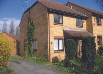 Thumbnail 1 bedroom terraced house to rent in Bull Stag Green, Hatfield, Hertfordshire