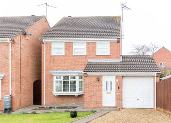 Thumbnail 4 bed detached house for sale in Jacklin Court, Wellingborough