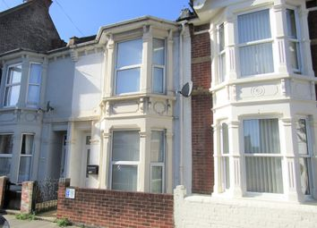 Thumbnail 3 bed terraced house for sale in Haslemere Road, Southsea, Hampshire