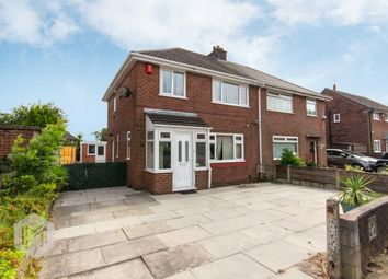 Thumbnail 3 bed semi-detached house for sale in Avondale Road, Farnworth, Bolton, Greater Manchester