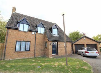 Thumbnail 4 bedroom property for sale in Blackwood Cresent, Blue Bridge, Milton Keynes