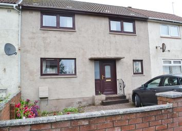 Thumbnail 3 bed terraced house for sale in 14 Davaar Road, Saltcoats