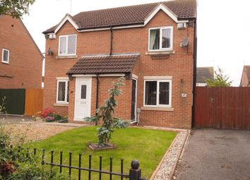 Thumbnail 2 bed semi-detached house to rent in Priory Grove, Hull