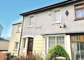 Thumbnail 4 bed end terrace house to rent in Willow Terrace, Troedyrhiw, Merthyr Tydfil