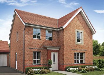 "Thumbnail 4 bed detached house for sale in ""Camberley"" at Wood End, Marston Moretaine, Bedford"