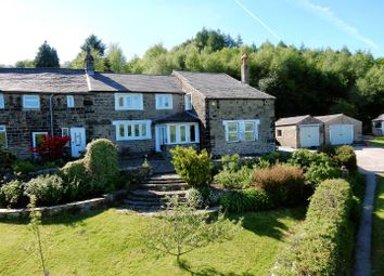 Thumbnail 4 bed country house for sale in Helmshore Road, Holcombe, Bury