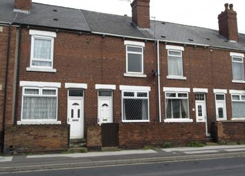Thumbnail 3 bedroom terraced house to rent in Houghton Road, Thurnscoe, Rotherham