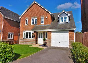 Thumbnail 5 bed detached house for sale in Dorset Crescent, Highfields, Basingstoke