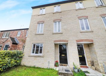 Thumbnail 4 bedroom semi-detached house for sale in Dione Crescent, Swindon