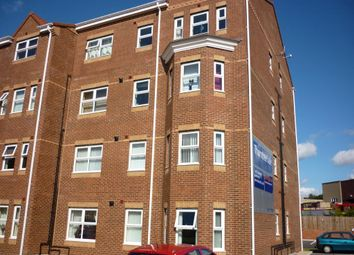 Thumbnail 2 bed flat to rent in Beadnall House, 5 Lingwood Court, Thornaby