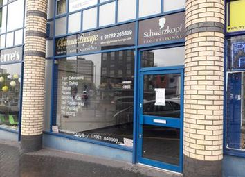 Thumbnail Retail premises to let in Unit 5 / 6, Church House, Old Hall Street, Hanley