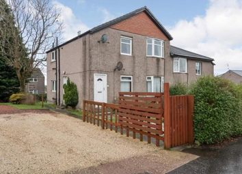 Thumbnail 2 bed flat for sale in Crofthouse Drive, Glasgow, Lanarkshire