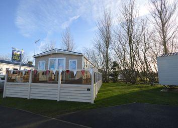 Thumbnail 2 bed mobile/park home for sale in Broadland Sands, Coast Road, Corton, Lowestoft