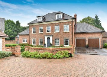 Thumbnail 5 bed detached house to rent in Watermill Close, Brasted, Westerham, Kent