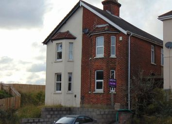 Thumbnail 3 bedroom semi-detached house for sale in Ringwood Road, Poole