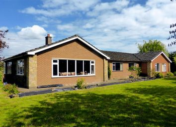 Thumbnail 4 bed country house for sale in Robbs Lane, Outwell, Norfolk