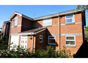 Thumbnail 4 bed detached house for sale in Baron Close, Maidstone