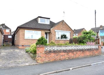 Thumbnail 3 bed detached bungalow for sale in Rigley Avenue, Ilkeston, Derbyshire