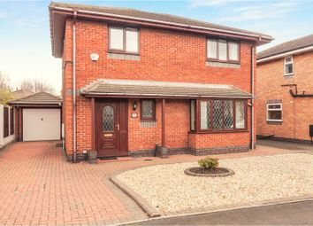 Thumbnail 3 bed detached house for sale in Twickenham Drive, Liverpool