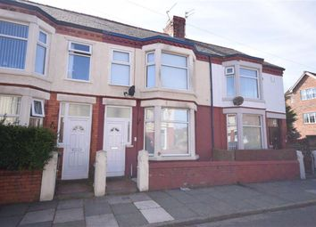 Thumbnail 3 bed terraced house to rent in Coronation Avenue, Wallasey, Merseyside