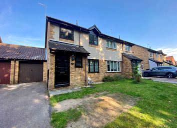 Hurrell Down, Highwoods, Colchester CO4. 3 bed semi-detached house
