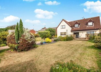 Thumbnail 4 bed detached house for sale in The Croft, Bures