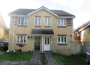 Thumbnail 3 bedroom semi-detached house for sale in Slewins Lane, Hornchurch
