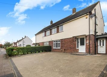 Thumbnail 3 bed semi-detached house for sale in Santingfield South, Luton, Bedfordshire, England