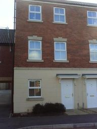 Thumbnail 3 bed link-detached house to rent in Brompton Road, Leicester
